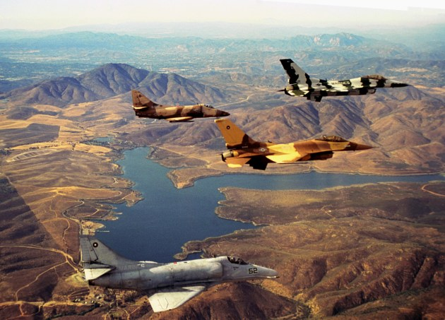 Ask a Fighter Pilot: TOPGUN Selection (Part One)