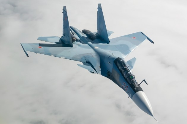 Iran To Buy Advanced Flankers For Its Air Force?
