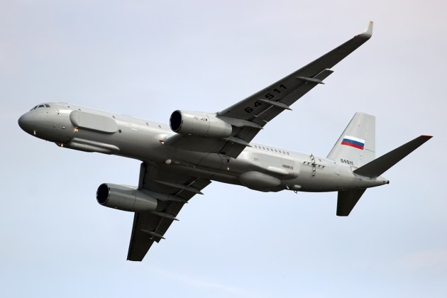 New Russian Spyplane Deployed To Syria?