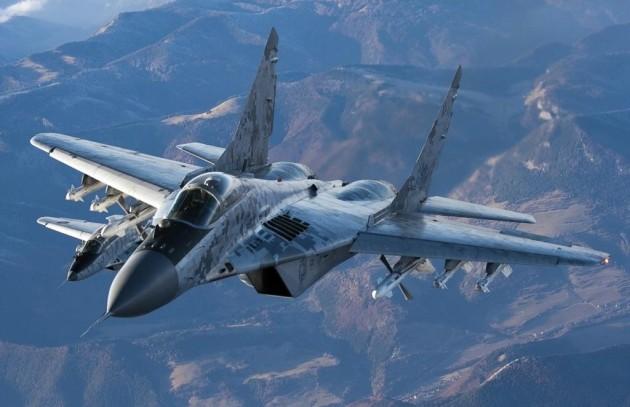 MiG-29 Fulcrum. (Photo courtesy of UberGizmo.com)