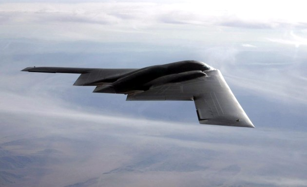 how does the b 21 compare to the stealth bomber fighter sweep