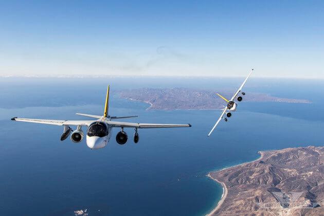 VX-30 S-3 Final Flight