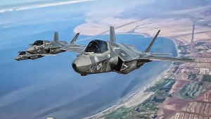 POGO: F-35 Not Ready For Combat Until 2022