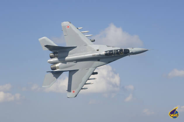 MiG-35: Super Fulcrum Answer To F-35?