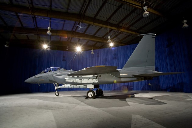 Could Israel's Ire Mean The End Of F-15 Production?