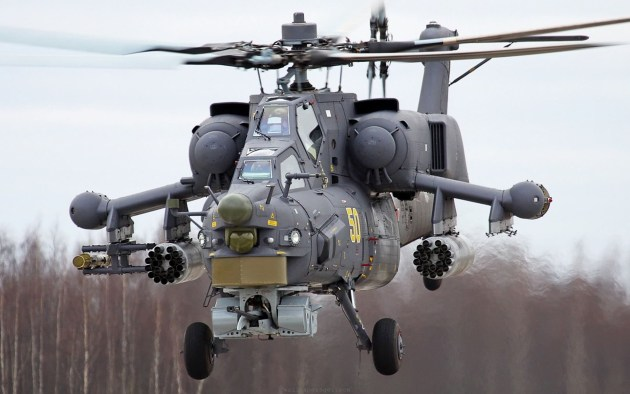 President-S Fails To Protect Mi-28 In Syria?