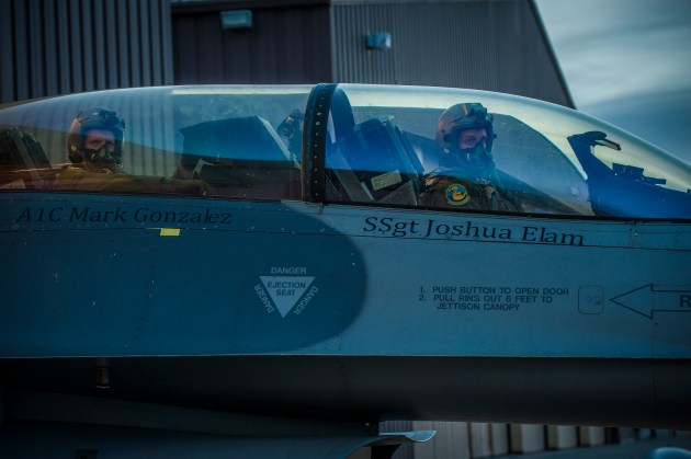 15-ABH Graduates From The F-16 B-Course!