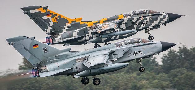 Burner Friday: 321 Squadron Tornado ECRs