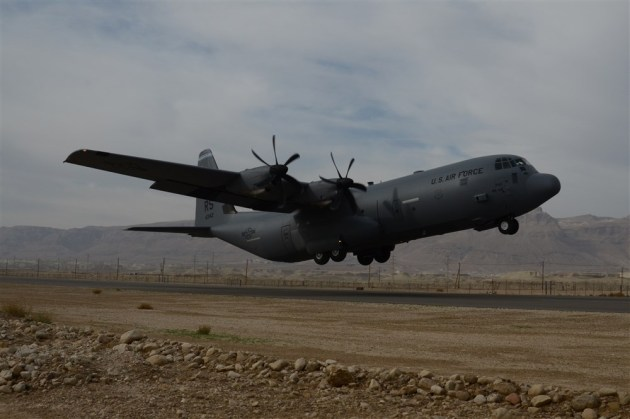Ramstein Based Unit Attending Romanian Exercise