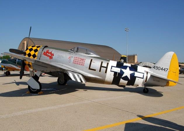 BREAKING: P-47 Thunderbolt Crashes Into Hudson