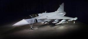 Gripen E (Photo: Saab.com)