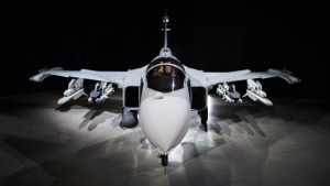 Gripen E (Courtesy Saab)