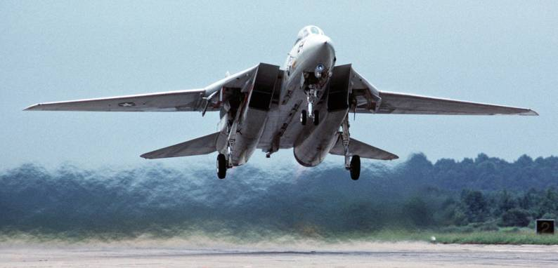 Tomcat On the Go Around