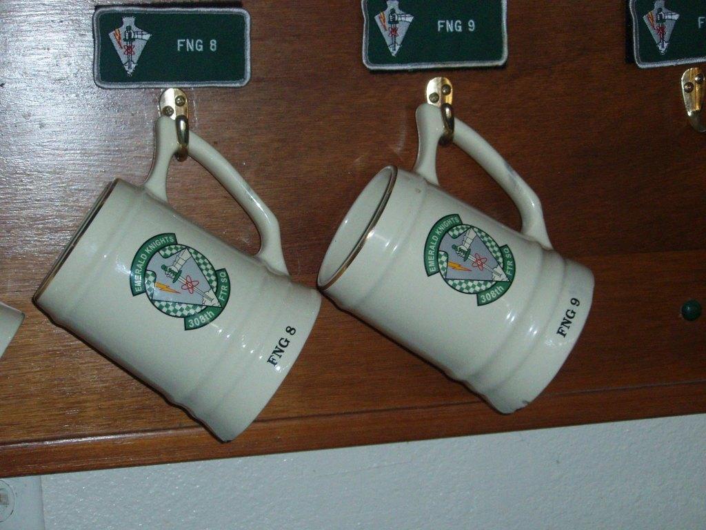 FNG Mugs (Credit: Sandy Parks)