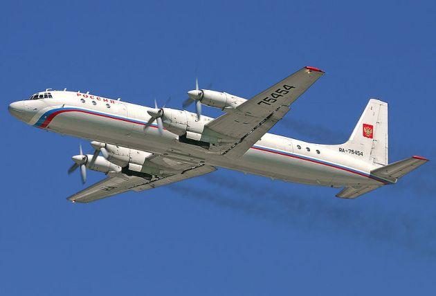 Il-18 Turboprop