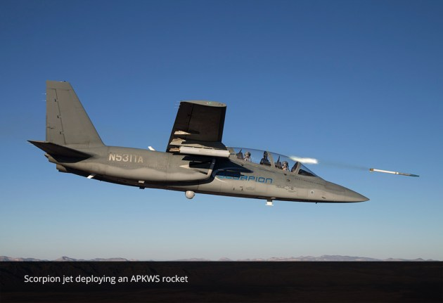 Textron-Scorpion-Weapons-testing-3