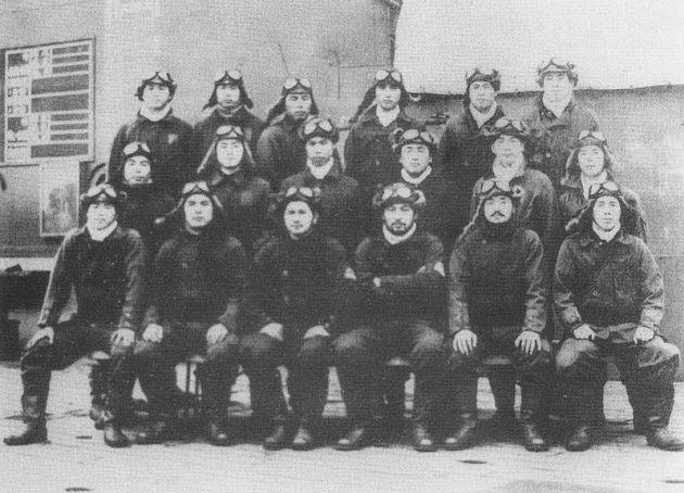 zuikaku_dive_bomber_pilots_pearl_harbor