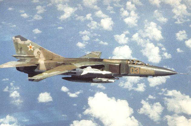 Soviet-Mig-23