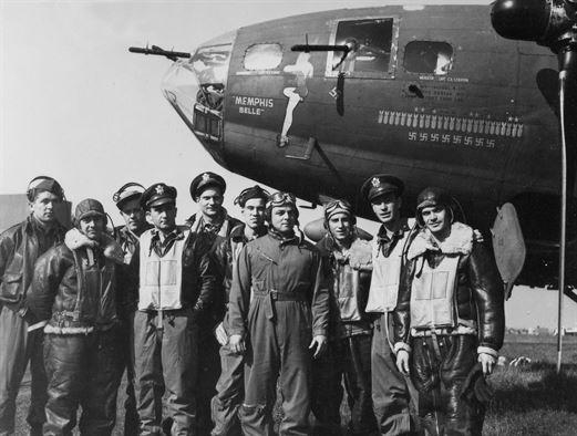 memphis-belle-b-17-bomber