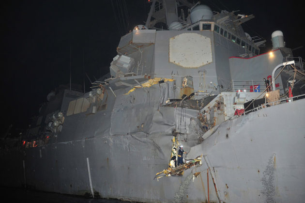 USS_Porter_after_collision