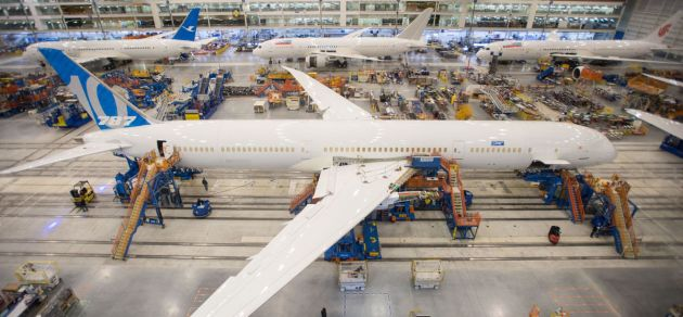 boeing-787-10 rollout