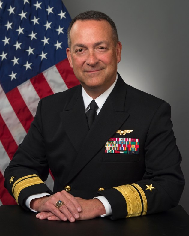 Rear Adm. Mat Winter Nominated As Head of F-35 Joint Strike Fighter Office