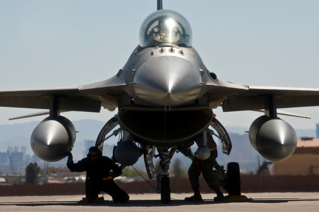 f-16 service life extension