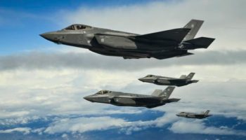 F-35A Will Deploy to Europe for First Time