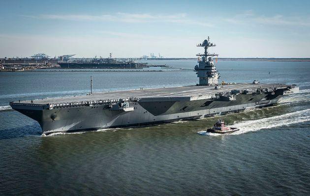 USS_Gerald_R._Ford_CVN-78