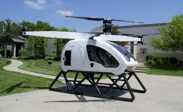 surefly-octocopter