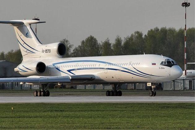 Gazpromavia_Tupolev_Tu-154M_Beltyukov