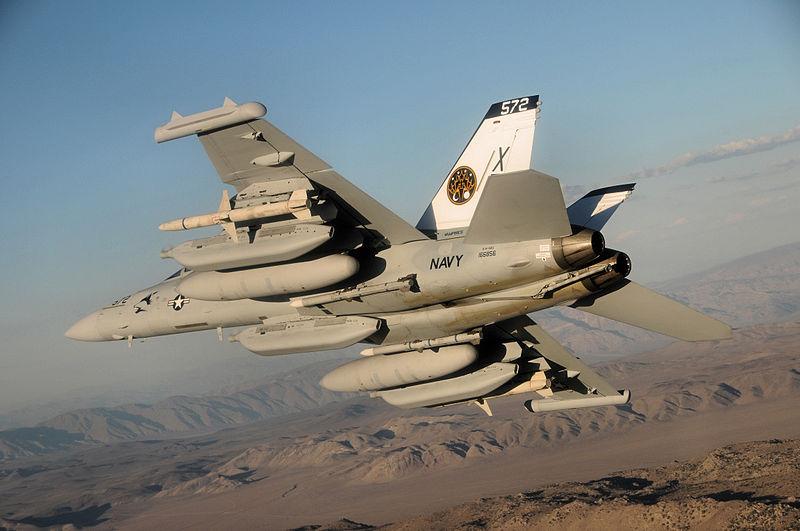 EA-18G_Growler_VX-9_from_below_2008