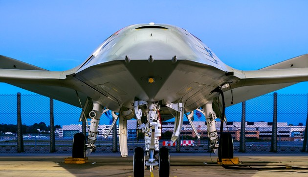 Boeing's MQ-25 unmanned aircraft system
