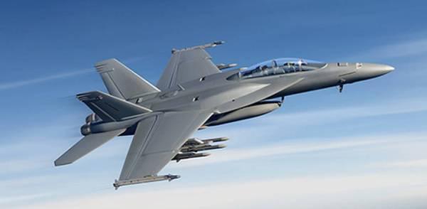 Watch: Boeing's F/A-18 Super Hornet Block III Upgrade ...