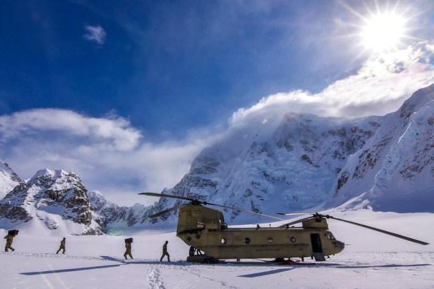 Aviators help National Park Service prepare for Denali climbing season