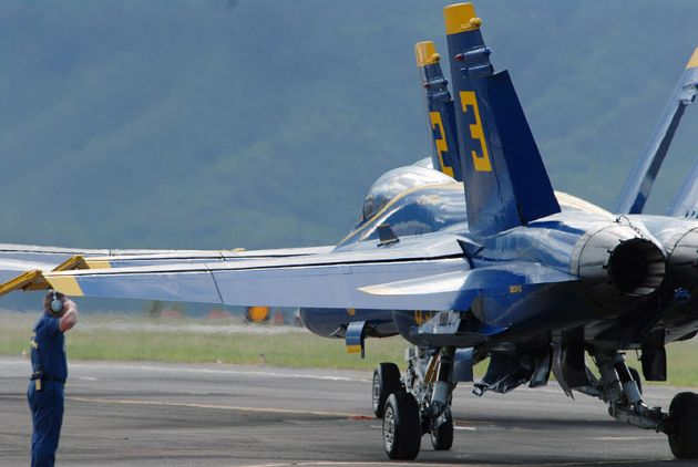 U.S. Navy photo by Mass Communication Specialist 2nd Class Michael Hight