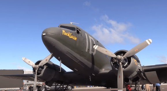 c-47-daks-normandy-english-channel
