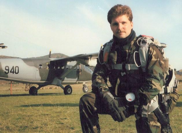 Tech. Sgt. John Chapman