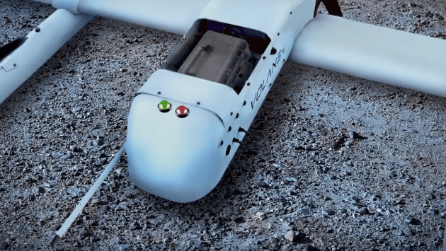 Volans-i Drones Can Travel 500 Miles Carrying 20 Pounds of Cargo at 200 MPH