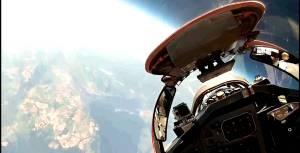 MiGFlug MiG-29 Edge of Space flight