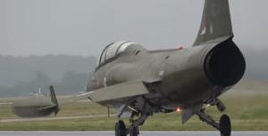C:\Users\dougk\OneDrive\Documents\Websites\Fighter Sweep\Images\2018 June\Norwegian_Lockheed_CF-104D_Starfighter_at_Danish_Airshow_Aalborg_2018