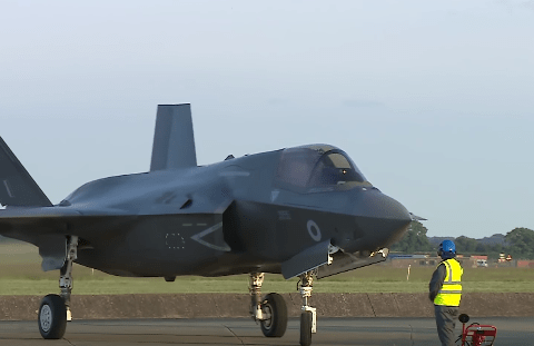 South_Carolina_f-35b_britain_first_raf_marham