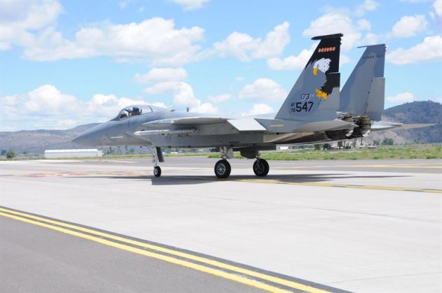 f-15 grounded missing paperwork