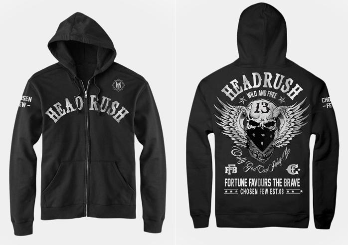 Headrush Ruff Rider Hoo