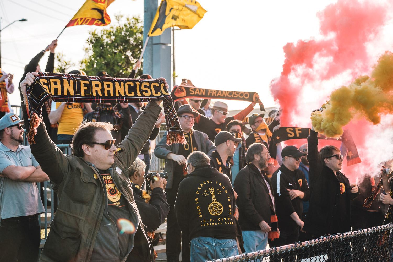 GALLERY: CD AGUILUCHOS USA V SF CITY FC