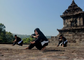 Pencak Silat vs The World