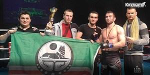Musa Jangubaev, MMA, Bundesliga, Titel, Mirkos Fight Gym