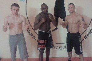 MMA, Freefight, Cage Fighter, Turnier, Mirkos Fight Gym