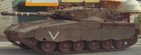Merkava Mk2C – Picture 6