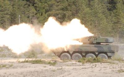 Patria AMV CT-CV 105HP Turret
